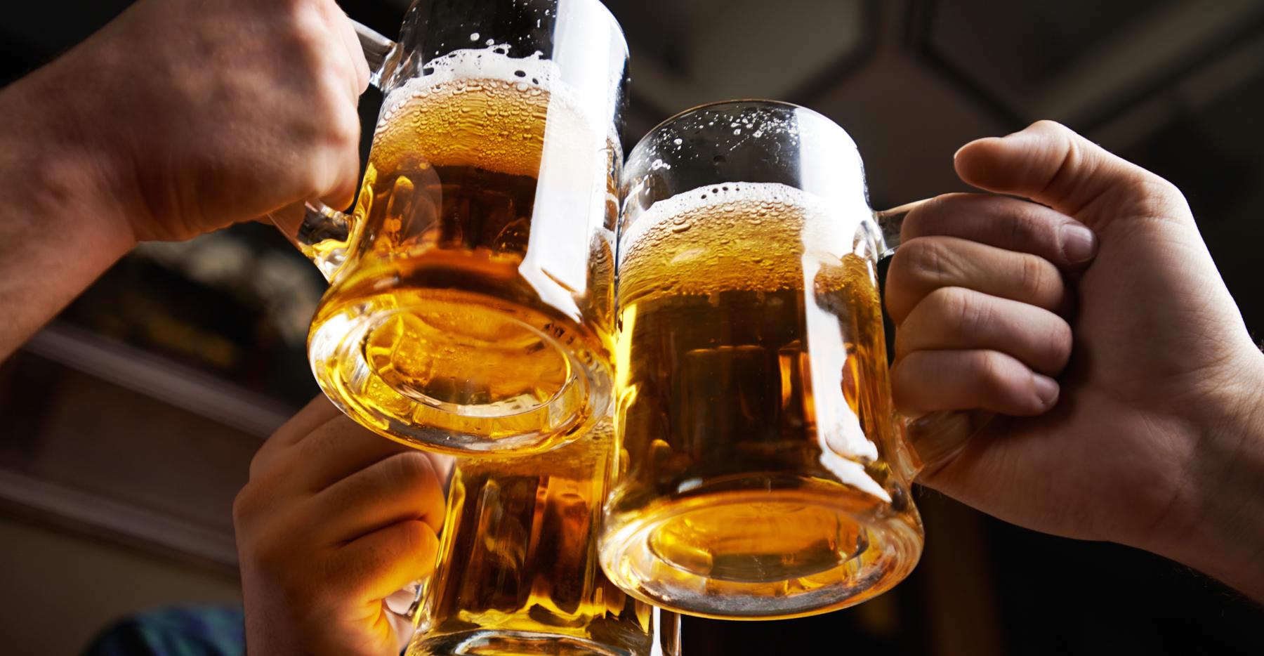 7. Rượu bia, đồ uống có cồn 1