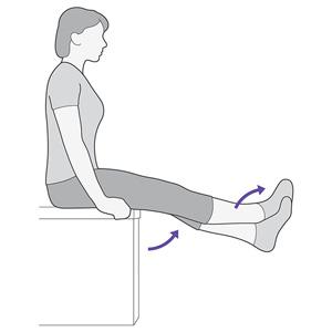 Chân chéo 1