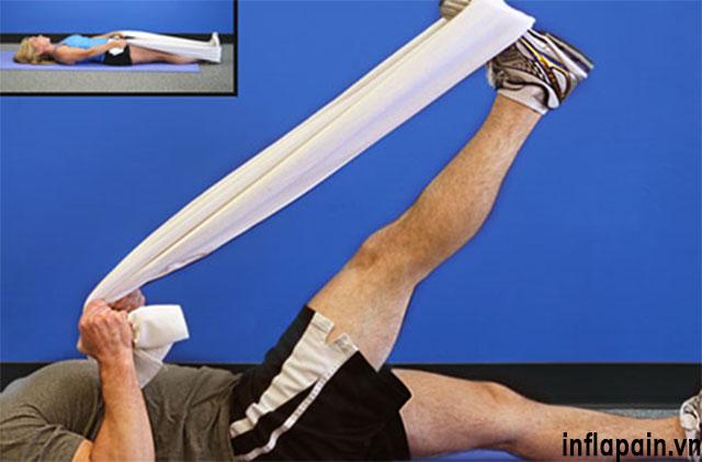 Bài tập giảm đau xương khớp gối