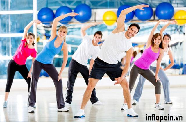 Tập thể dục thế nào là có lợi với viêm xương khớp 1