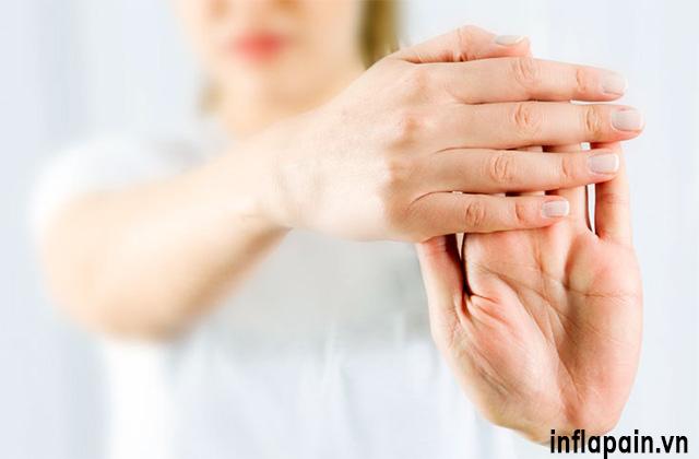Bài tập tay đặc biệt cho bệnh viêm khớp dạng thấp