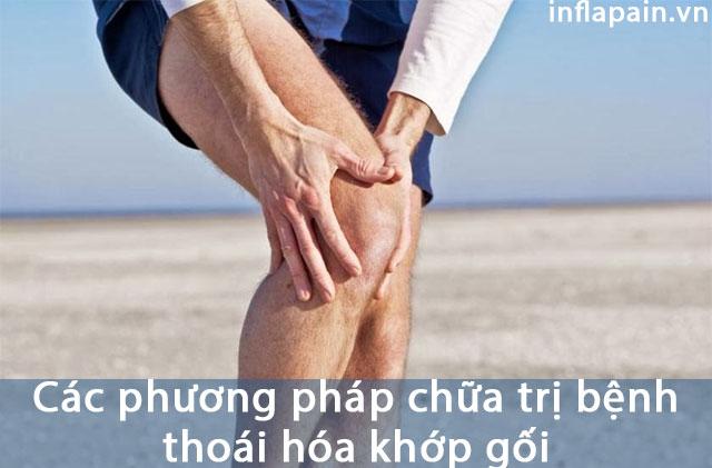 Nguyên tắc điều trị thoái hoá khớp gối 1