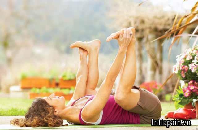 Bài tập giúp giảm đau khớp gối 3