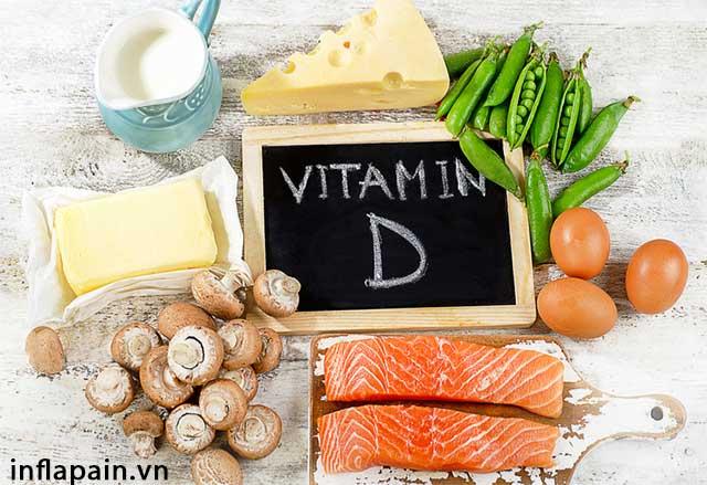 6 chất dinh dưỡng tốt cho người thoái hóa khớp gối 1
