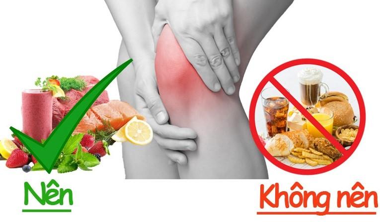 Chế độ ăn uống khoa học giúp người viêm khớp bảo vệ sức khỏe trong dịp tết 1
