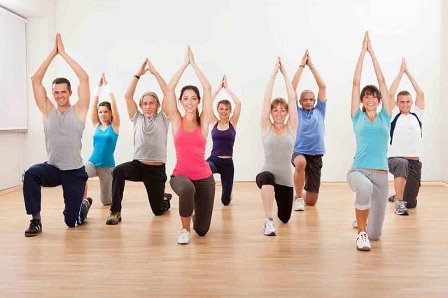 Các bài tập thể dục tốt cho xương khớp