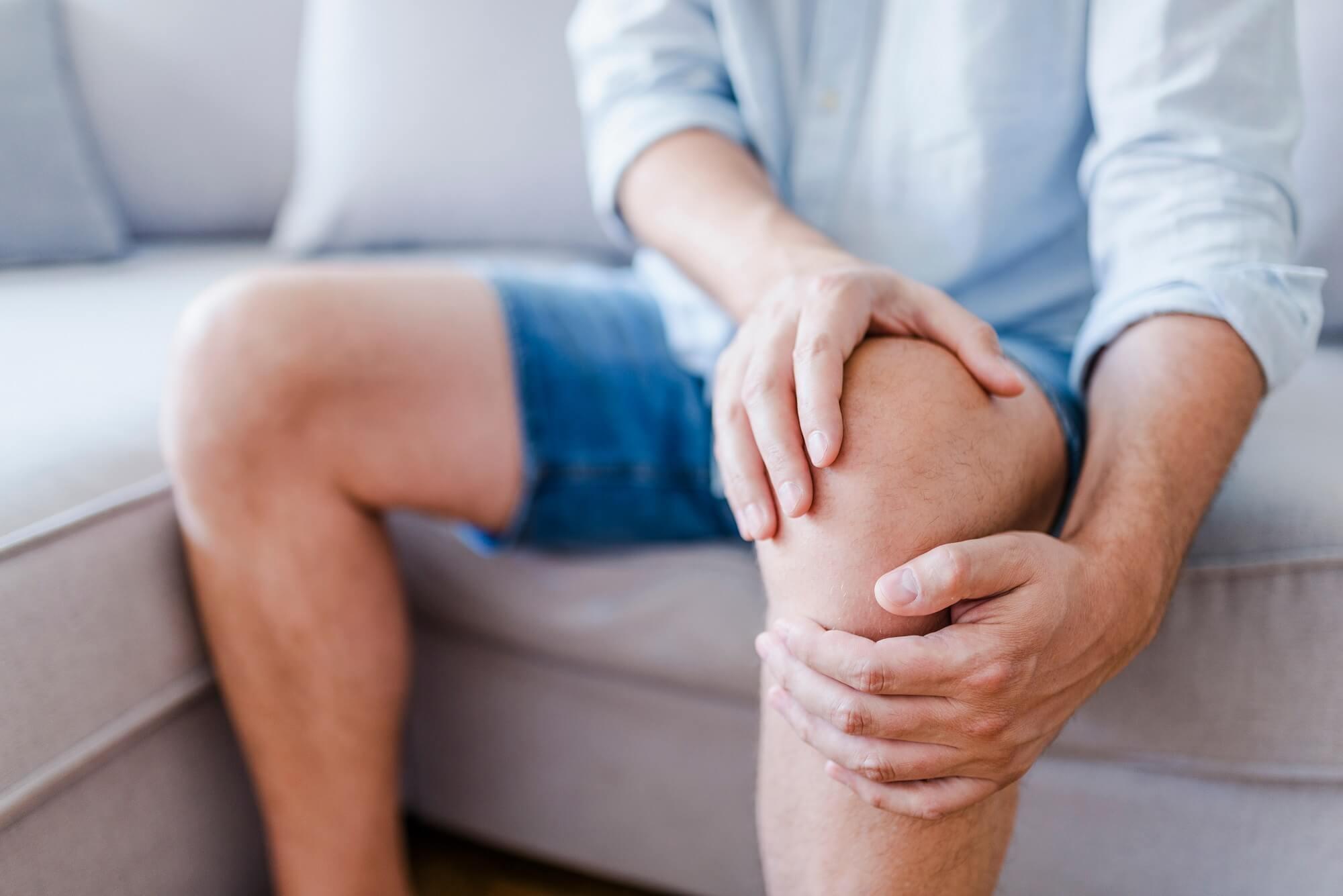 Các cách giảm đau nhức khớp gối tại nhà 1