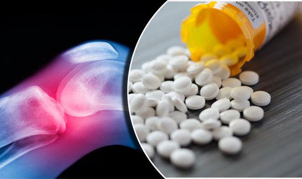Các loại thuốc giảm đau thường được sử dụng trong viêm khớp ngón chân