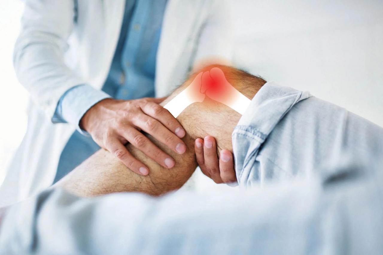Viêm màng bao hoạt dịch khớp gối cần khám và điều trị sớm