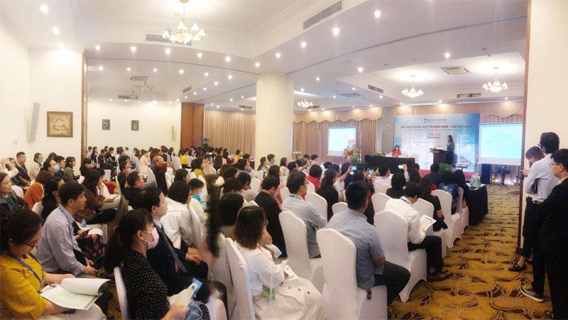 Hội nghị Khoa học thường niên lần thứ XVII - VRA 2020 tổ chức tại Tp. Hạ Long, Quảng Ninh